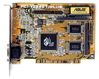 NVIDIA NV3 VGA