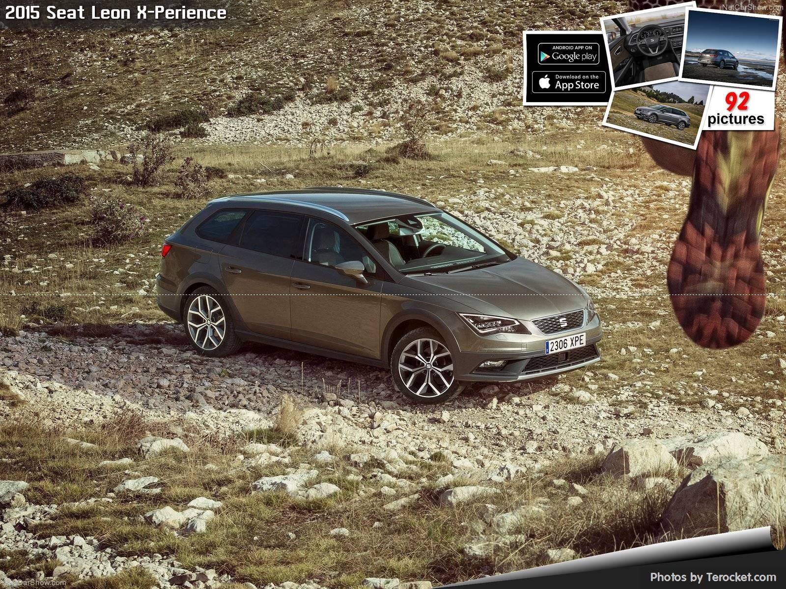 Hình ảnh xe ô tô Seat Leon X-Perience 2015 & nội ngoại thất