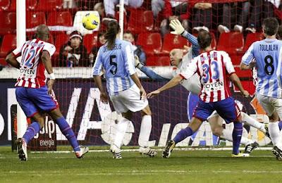 Sporting Gijon 2 - 1 Malaga (1)