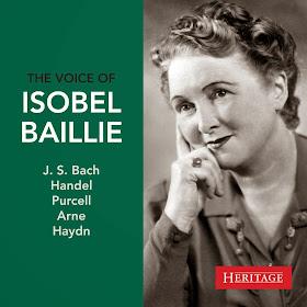 Heritage Records - Isobel Baillie