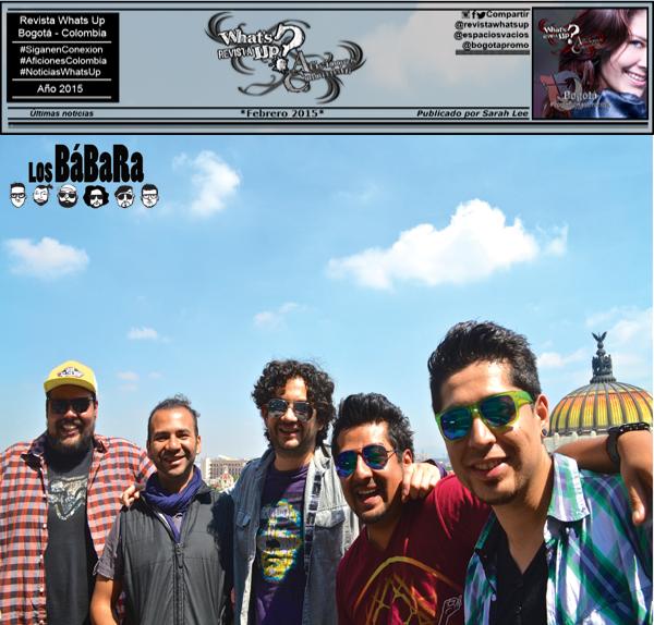 Rock-Sabrosound-nueva-producción-discográfica-Los-Bábara