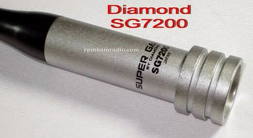 ANTENA DIAMOND SG 7200