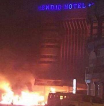 Burkina Faso Diserang ( Attack )