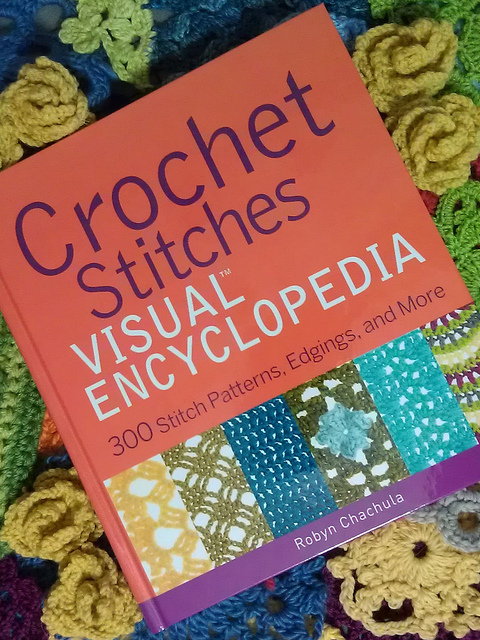 Cute Crochet Chat: Crochet Stitches, Visual Encyclopedia by Robyn ...