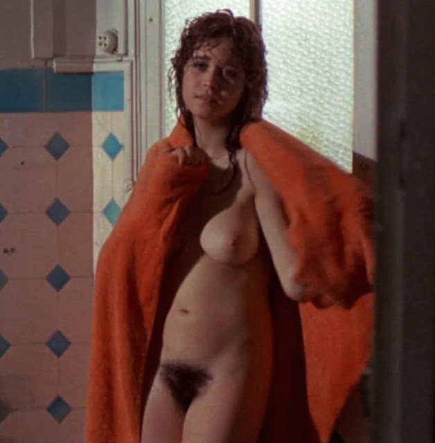 Maria schneider actress nude obvious, you