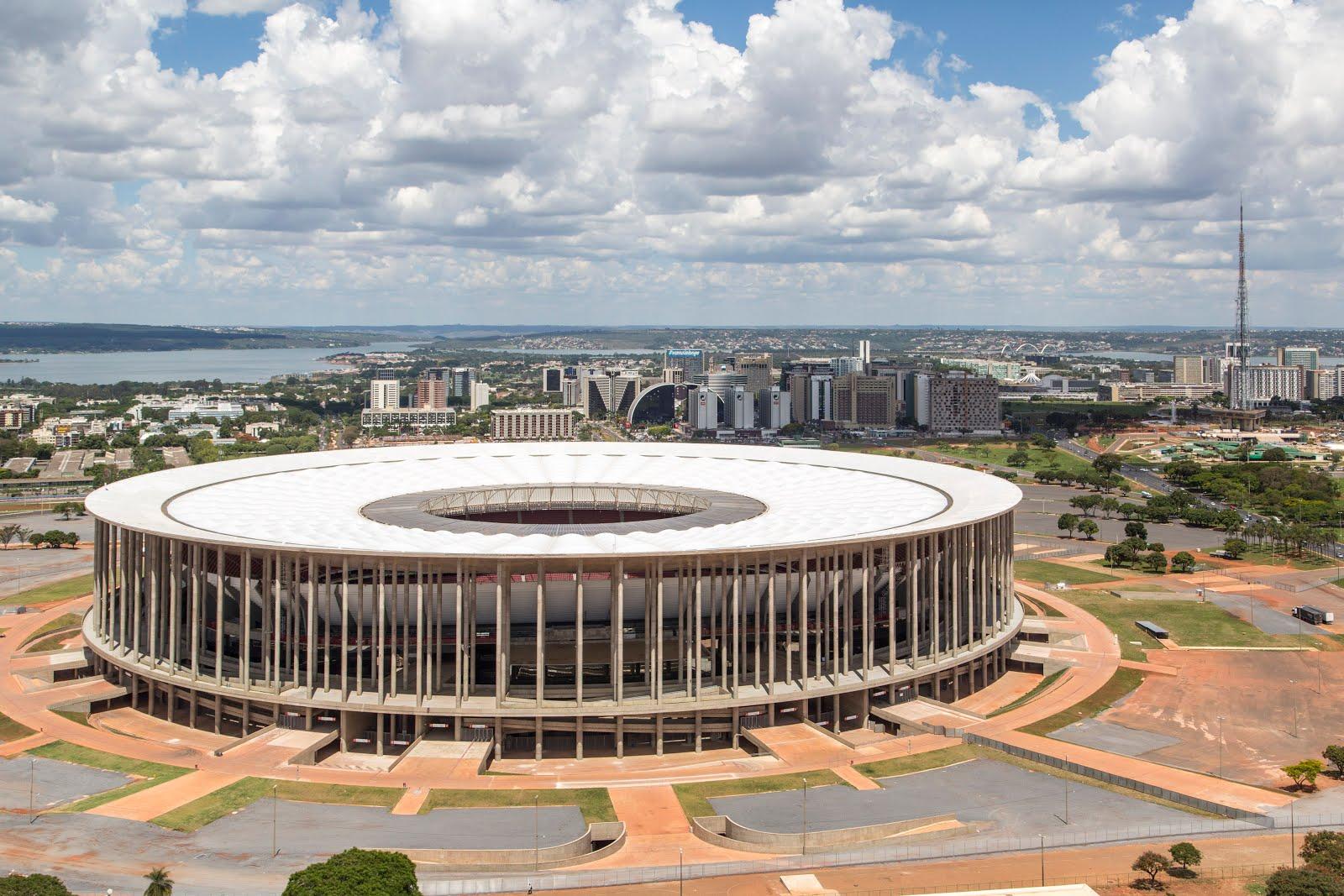 Estádio Nacional Mané Garrincha
