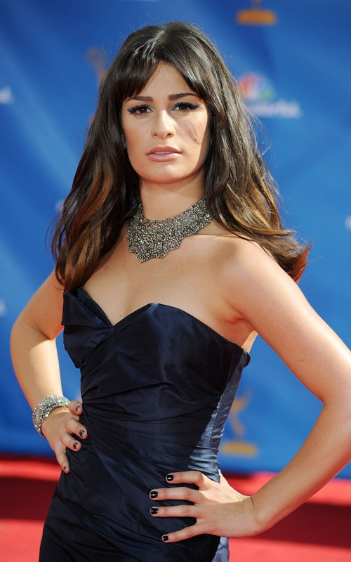 Lea Michele Hairstyles 23