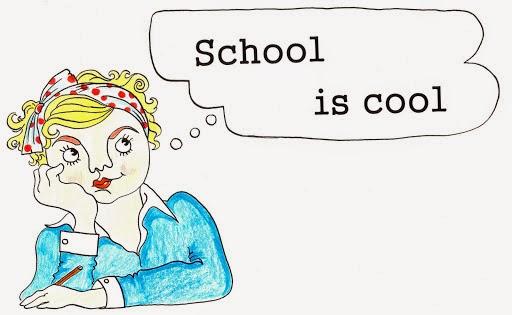 #vårcoolaskola