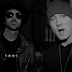 "Eminem and Yelawolf talk ""Best Friend"" track and ""Love Story"" album on Facebook"