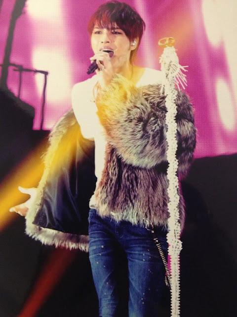 Jaejoong Tokyo Dome Konser 11