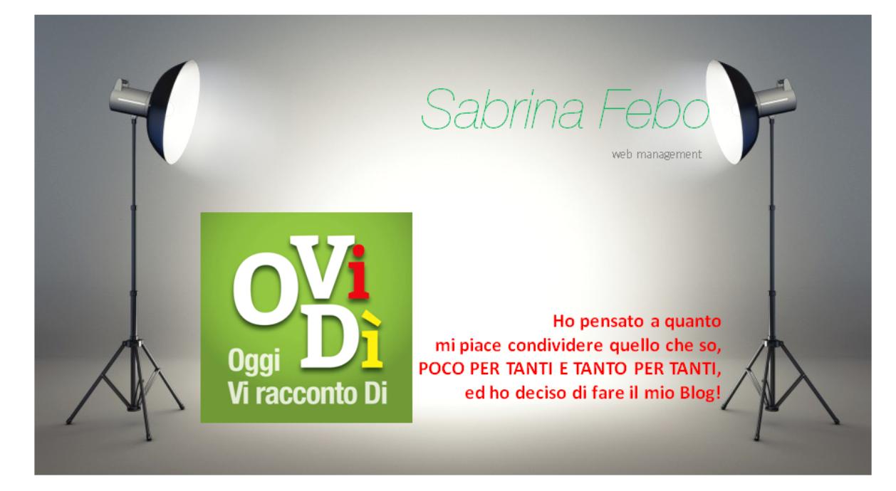 Sabrina Febo OViDì