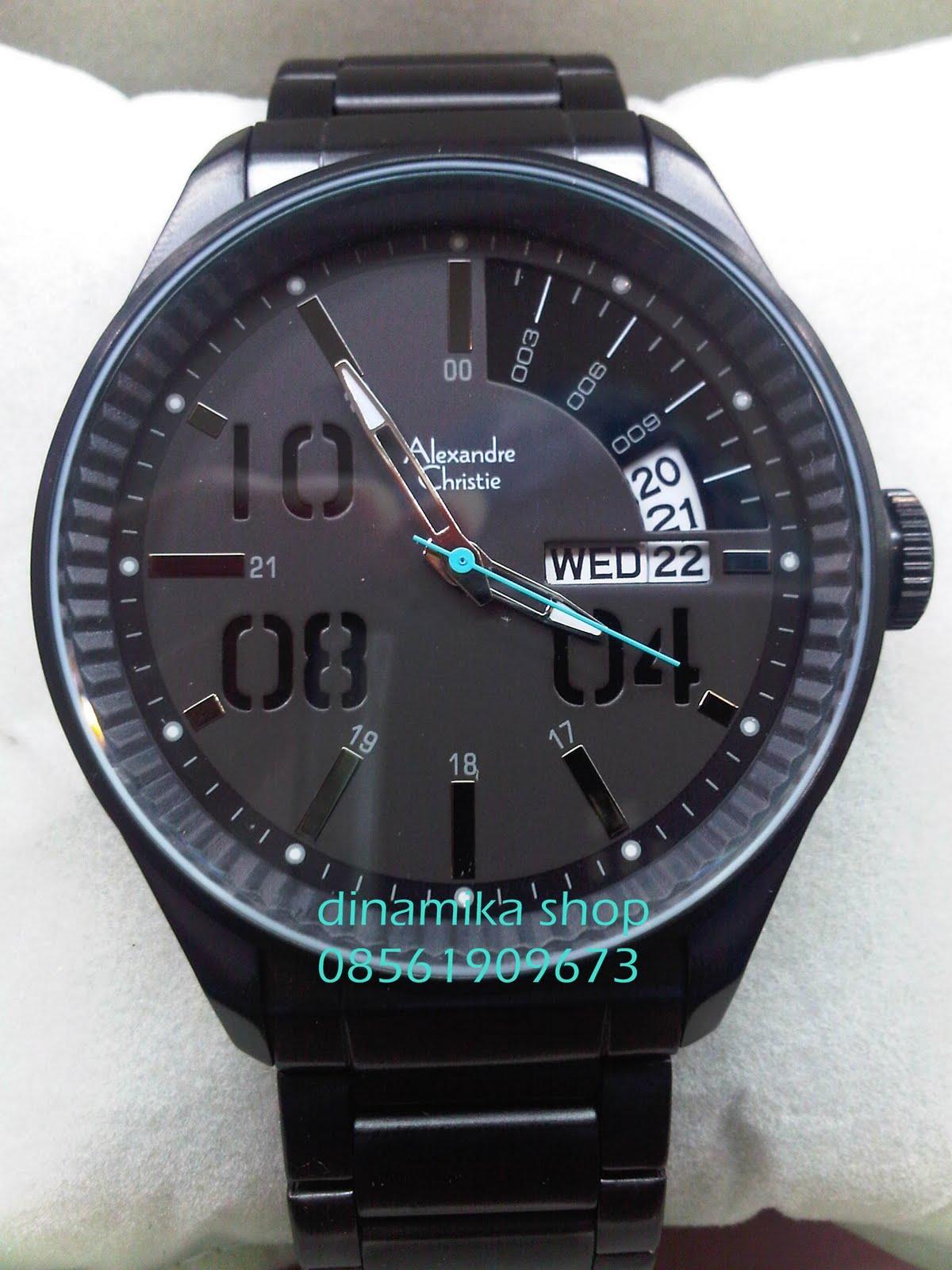 Dinamika Watches Shop Alexandre Christie Original Ac 6035 Mc Rp 585000 Ray Rucci 15711 Jam Tangan Pria Silver