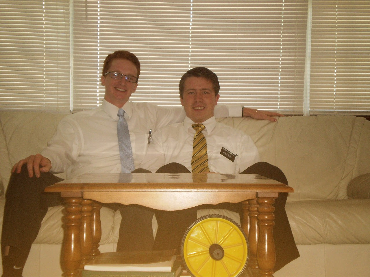 Elder Holyoak & Me