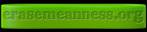Founder - EraseMeanness.org