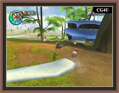 Ice Age 2 - The Meltdown PC Game Screenshot