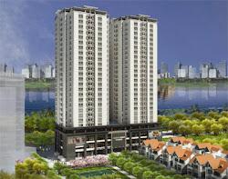 Chung cư Riverside Tower Hoàng Mai