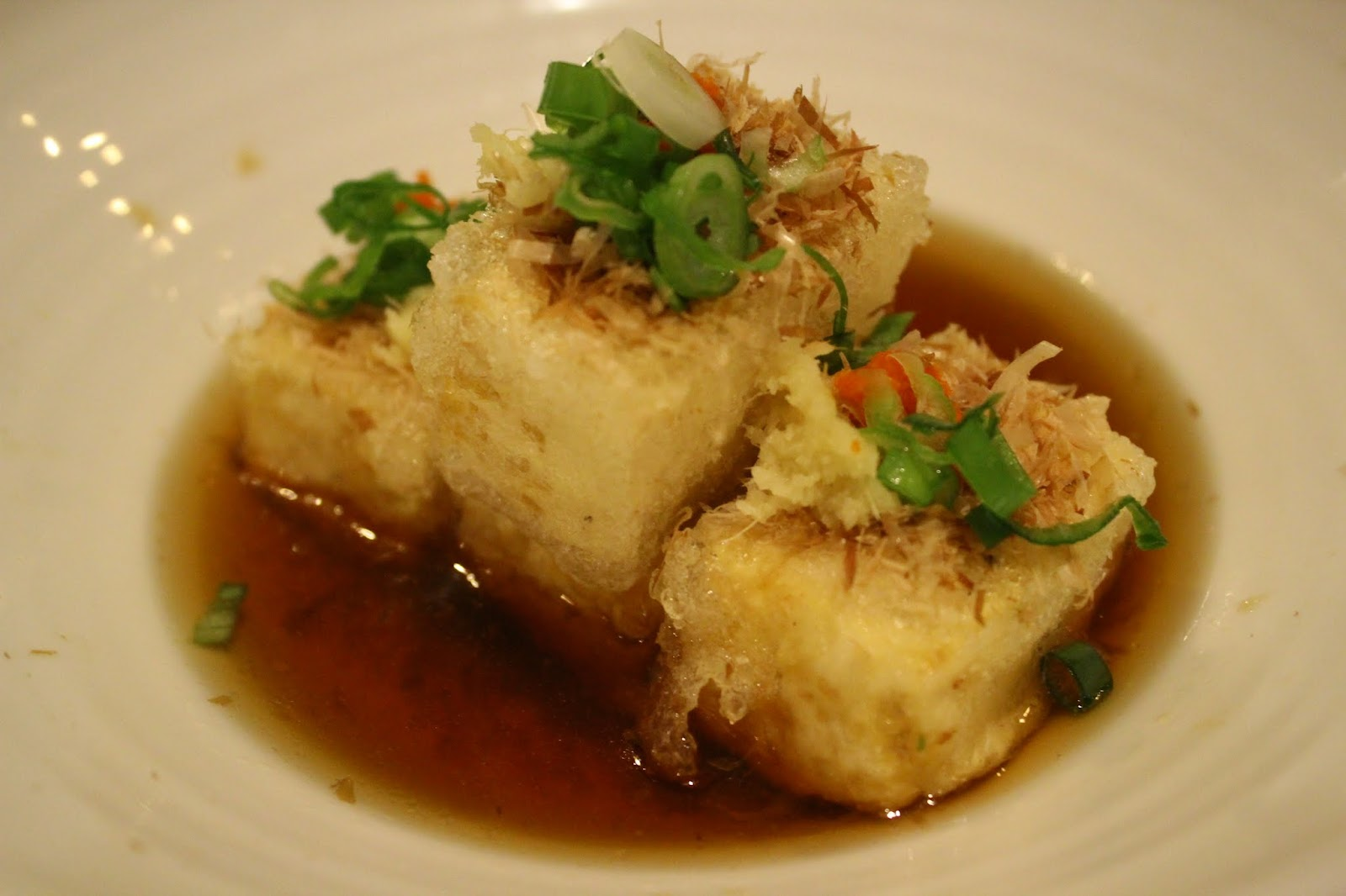 Agedashi Tofu Recipes — Dishmaps