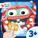A Funny Cars Wash Game for Kids – Kids Games Free App iTunes App Icon Logo By concappt media - FreeApps.ws
