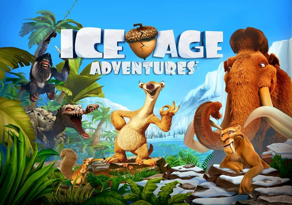 Ice Age Adventures Mobile Game