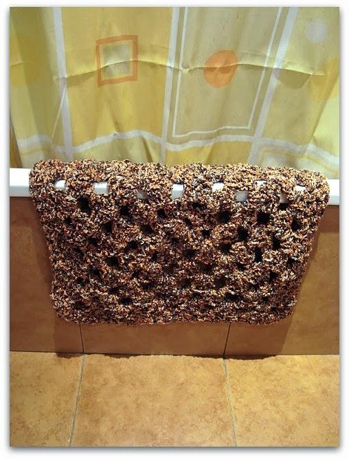Piluka retales de colores alfombra trapillo - Alfombra trapillo facil ...