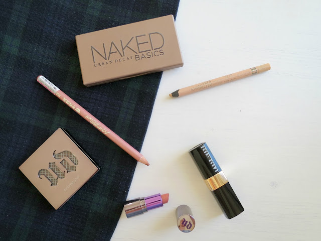 Nude Neutral Makeup Beauty Urban Decay Born Pretty Bobbi Brown Rimmel