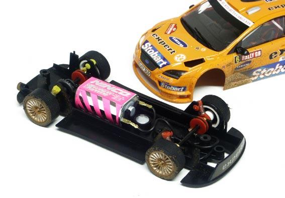 4wd slot car