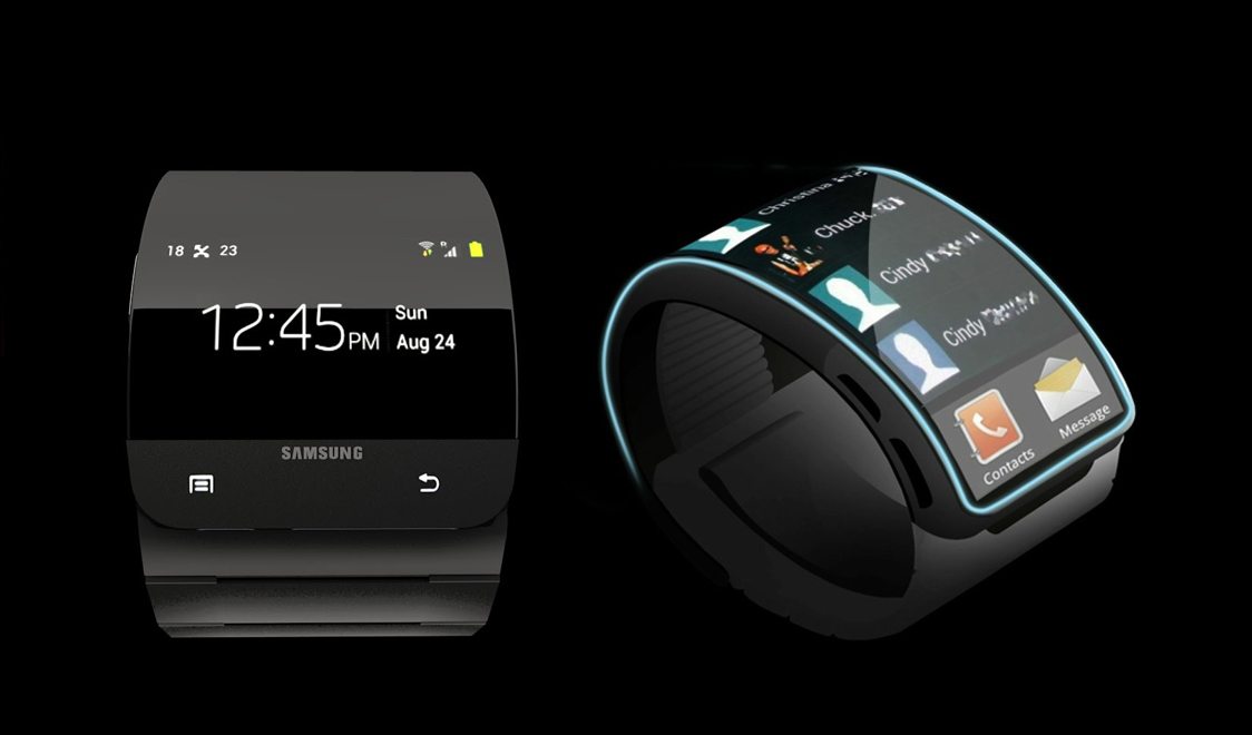 Samsung Galaxy Gear Smart Watch Will Have Different Colors