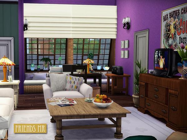 My Sims 4 Blog Kiolometro 39 S Friends Monica Rachel 39 S