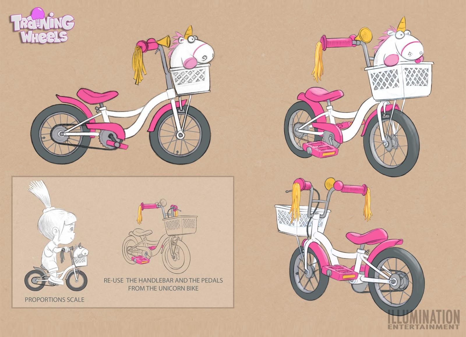 Ludo Gavillet - portfolio: training wheels • designs