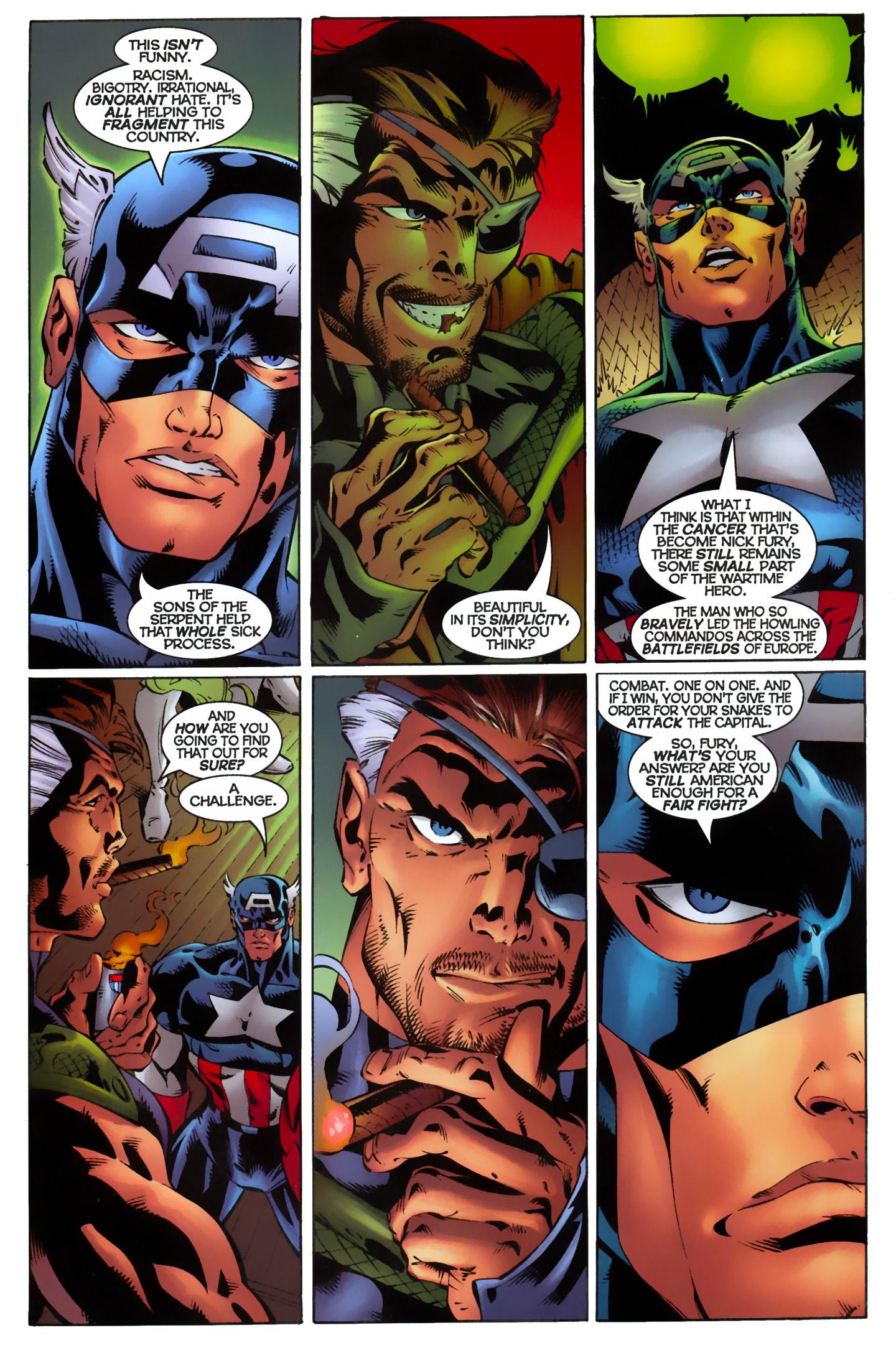 Captain America (1996) Issue #11 #11 - English 10