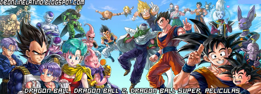 Dragon Ball Online Latino
