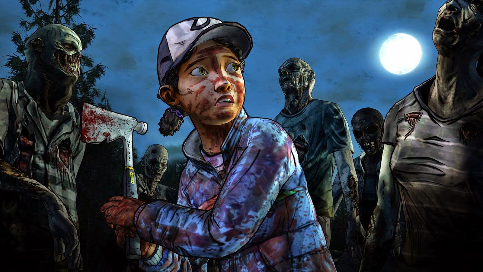 The Walking Dead Season Two #4 Amid The Ruins