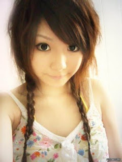 Asian Layered Hairstyle Picture Gallery - Girls Layered Haircut Ideas