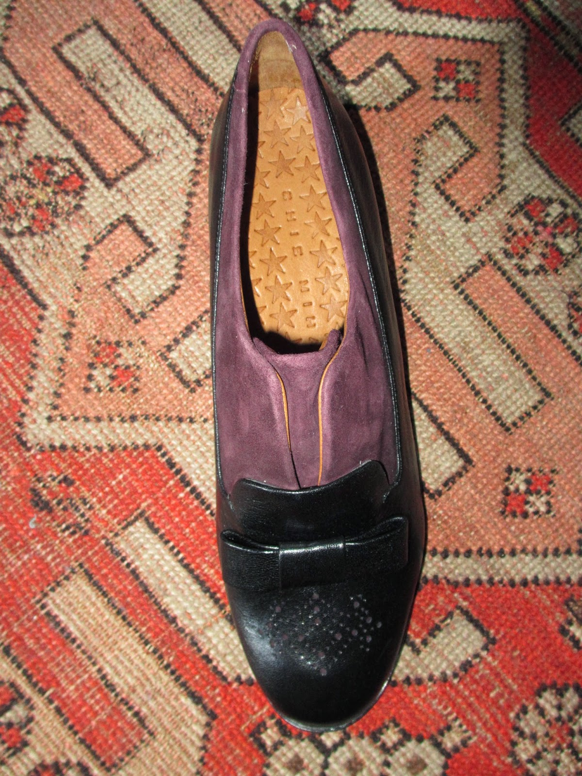 ... slippers at home, boots outdoors, and carry lighter-weight shoes to  friends' homes. Perhaps these extremely well-made shoes might get their  fall wear, ...