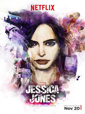 Poster Jessica Jones 2015–