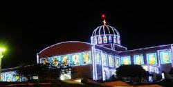 Site oficial do Santuario da Basilica do Divino Pai Eterno