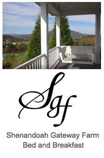 To Book Your Stay With Shenandoah Gateway Farm Bed And Breakfast Through airbnb, Click Below