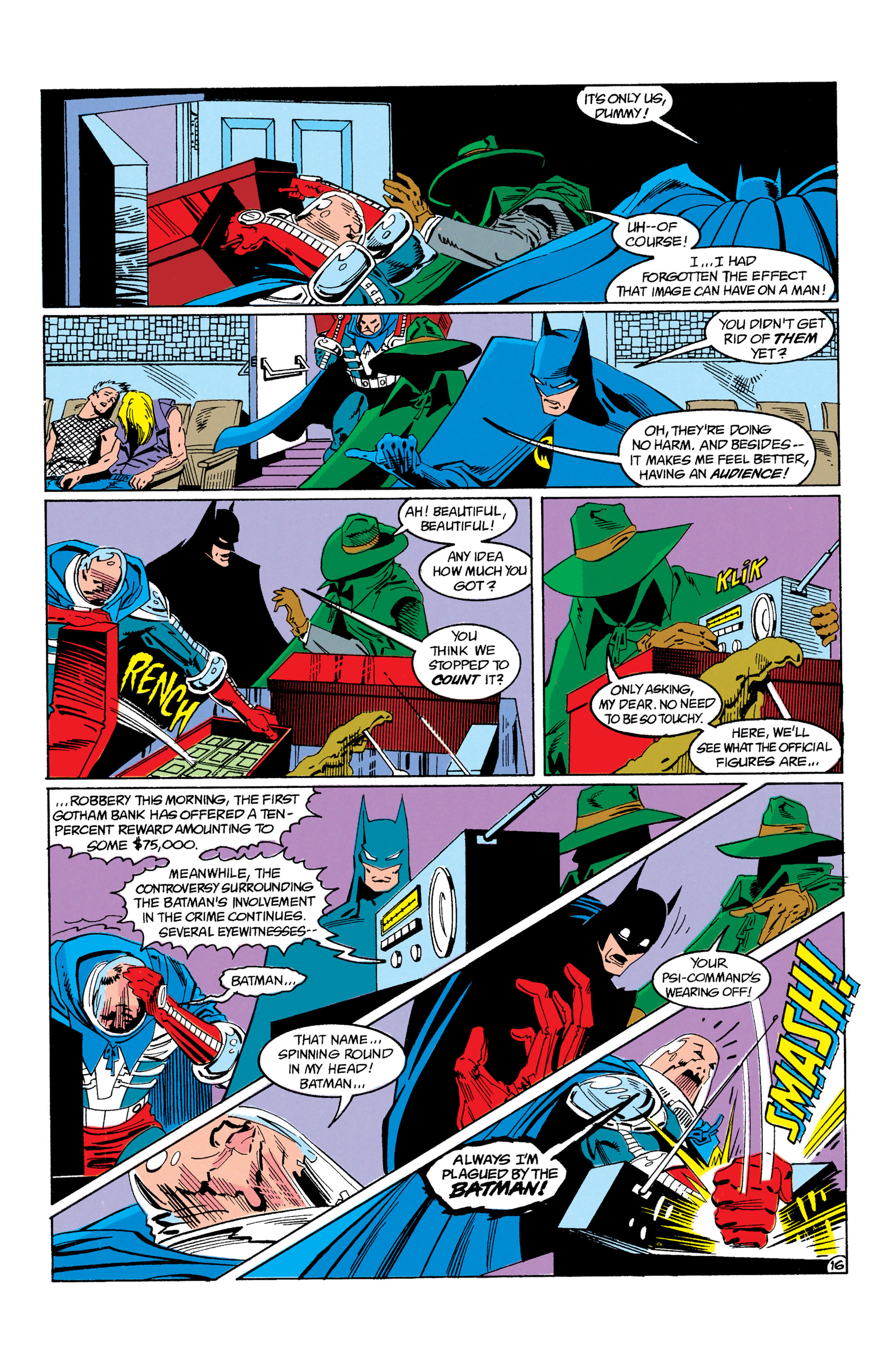 Detective Comics (1937) Issue #605 Page 17