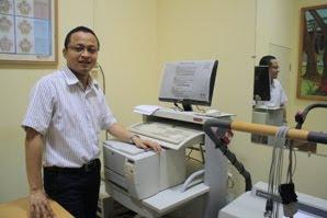 Dendi Wahyudi  Baru 3 Bulan di Tarakan, Sudah Tangani 500 Pasien