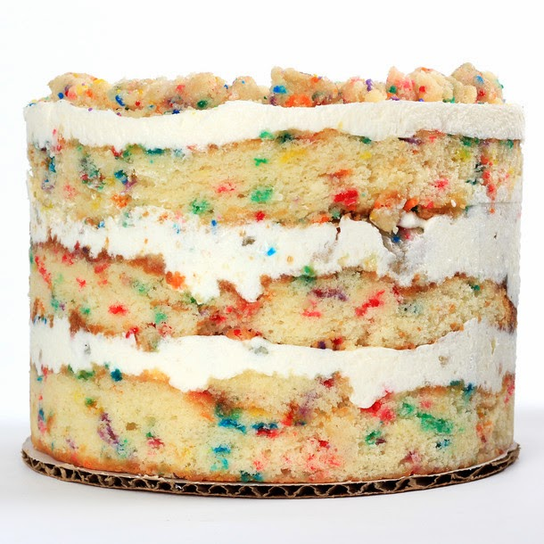 The Parker Project: Birthday Cake From Momofuku Milk Bar
