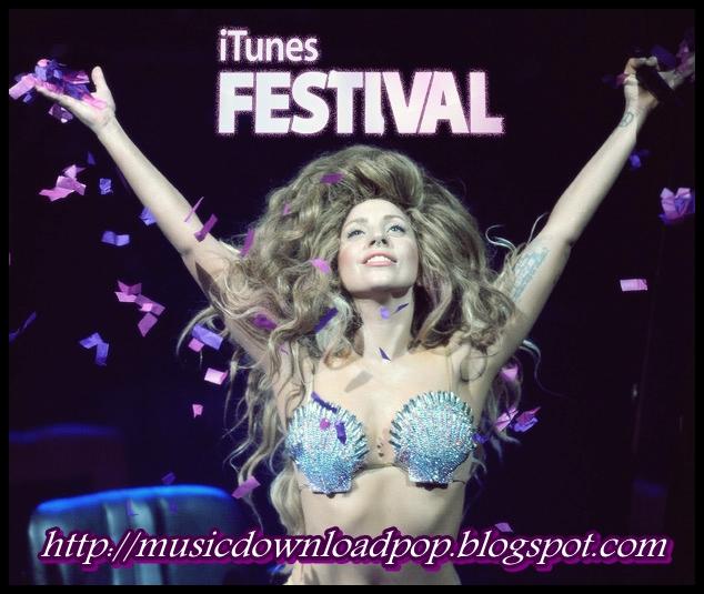 Lady Gaga – iTunes Festival London 2013 iTunes Plus MG