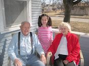 Harper & Albion Grandma & Grandpa