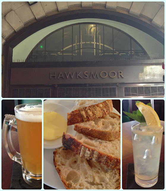 Hawksmoor Air Street, London
