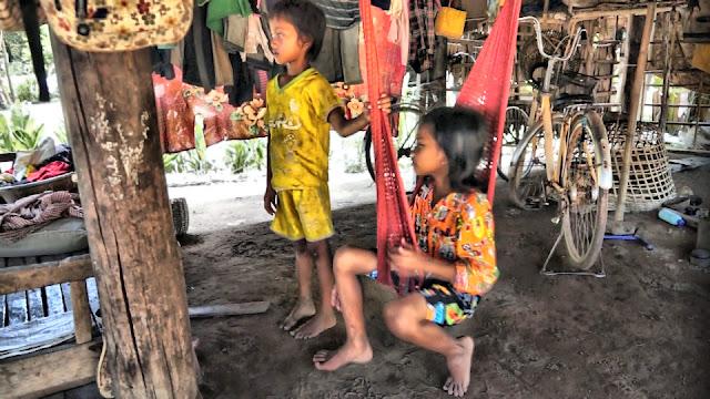 Enfants de Siem Reap