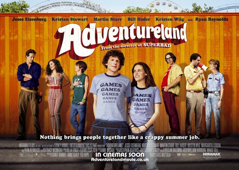 Film Adventureland (2009)