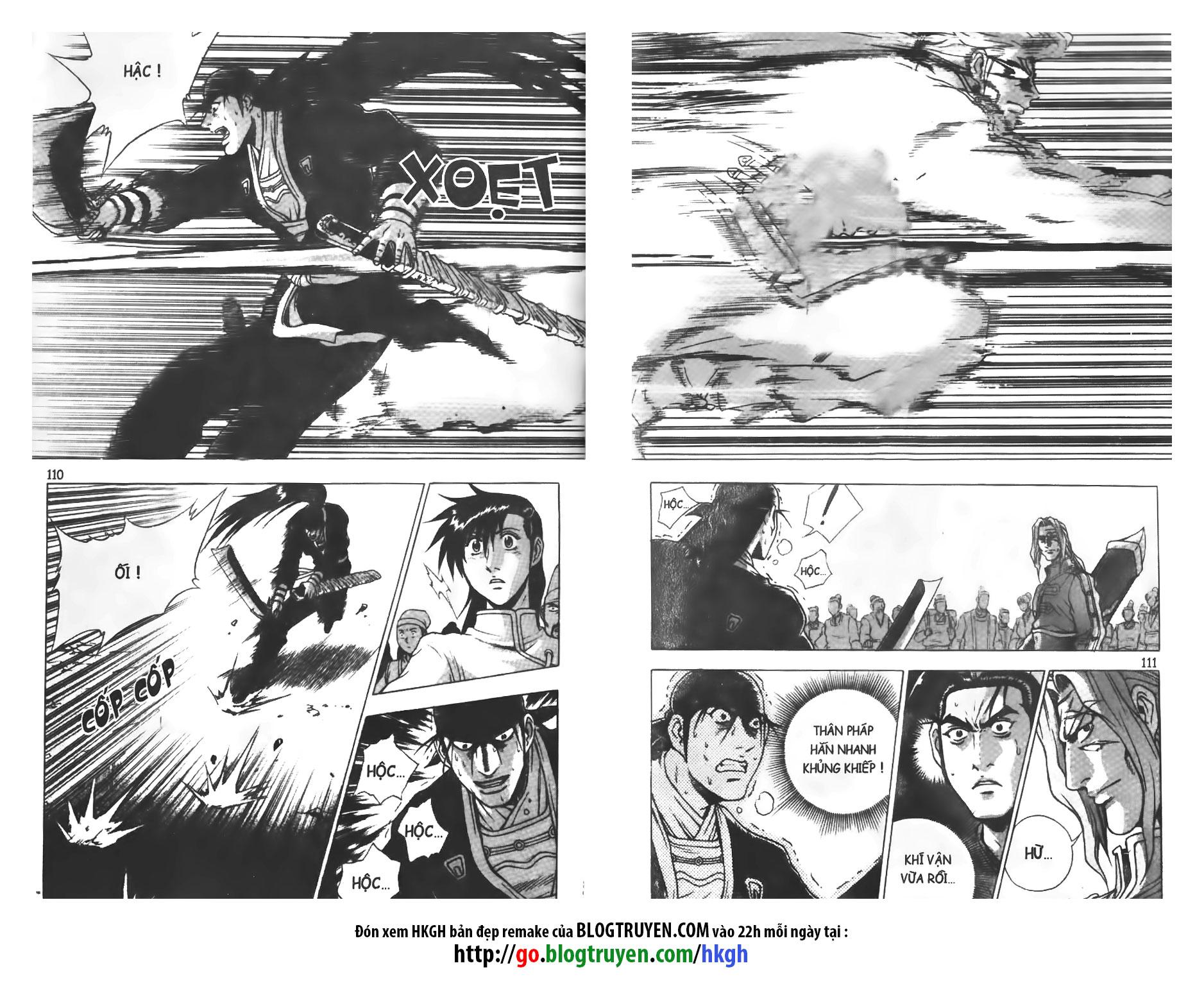 Hiệp Khách Giang Hồ chap 247 page 5 - IZTruyenTranh.com