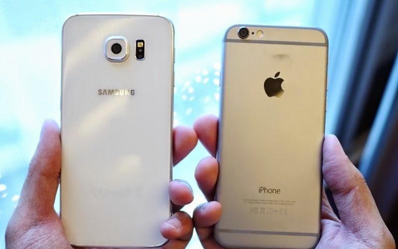 Adu Performa Kamera iPhone 6 vs Galaxy S6