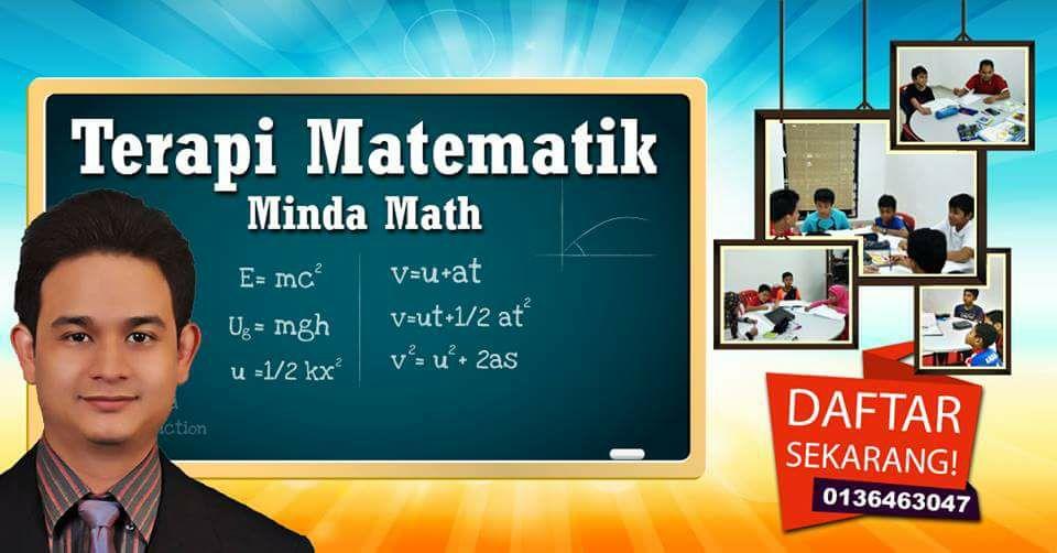 Pusat Terapi/Tuisyen Matematik