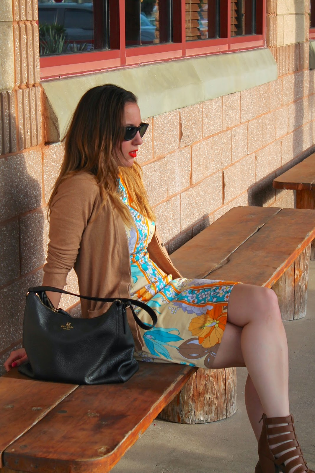 Timex, Steve Madden, TJ Maxx, Kate Spade, LOFT, Ray-Ban, southern, prep, what i wore, ootd, fashion, style, preppy, classic, feminine, street style, office attire