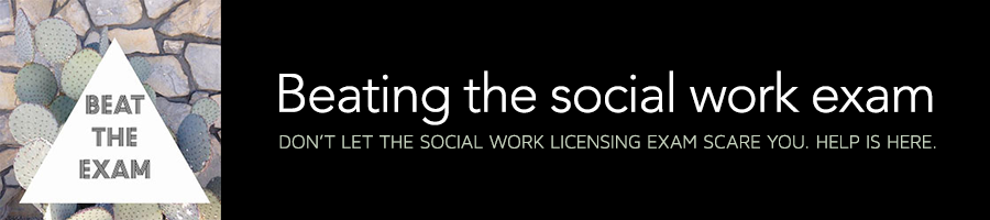 Beating The Social Work Exam